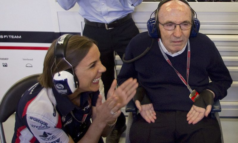 La famille Williams se retire de la Formule 1