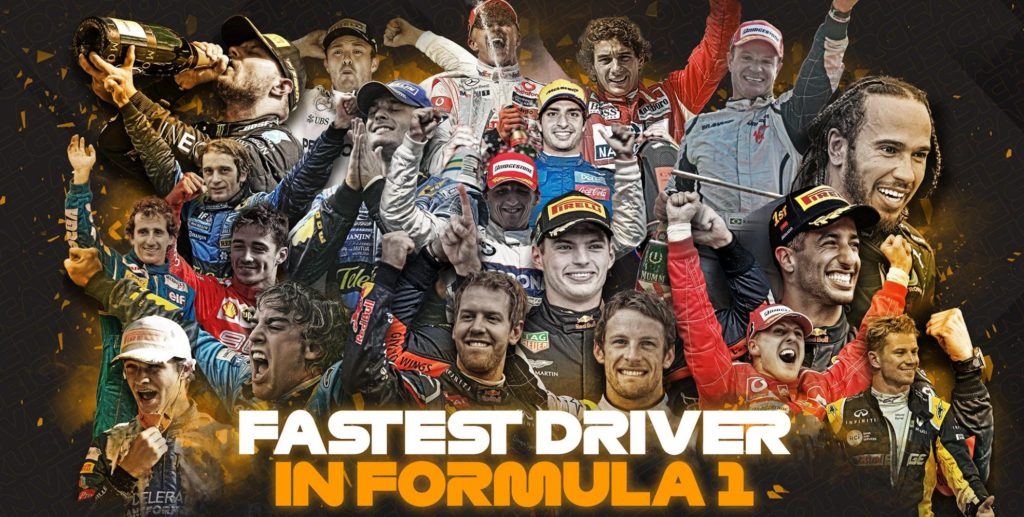 Fastest Drivers: And I'm Not Even There…