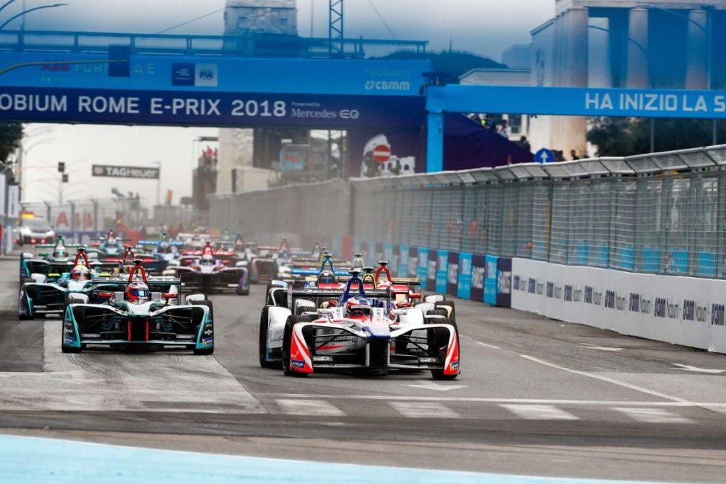 Rome ePrix – Tout ce que vous devez savoir sur le double programme de la Formule E des rondes 3 et 4